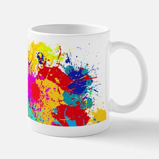 Splat Cluster Mugs