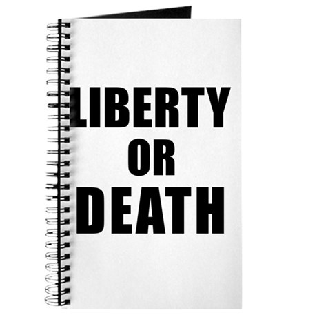 Liberty or Death Journal