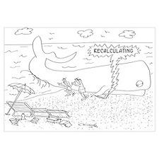 Whale Cartoon 9283