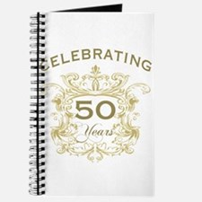 50th Wedding Anniversary Journal