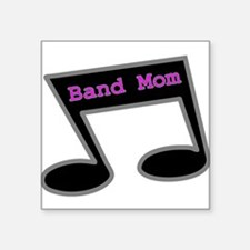 "Cute Music school Square Sticker 3"" x 3"""