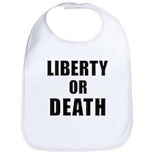 Liberty or Death Bib