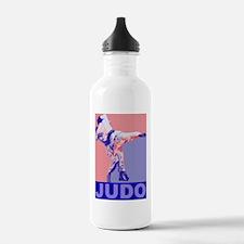 Judo Throw Water Bottle