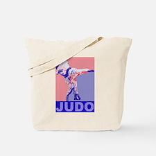 Judo Throw Tote Bag