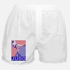 Judo Throw Boxer Shorts