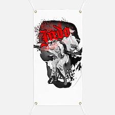 Gothic Judo Banner