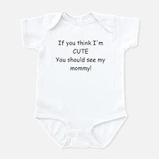 My Mommy! Infant Bodysuit