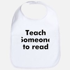 Teach Someone to read Bib