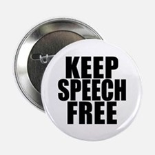 Keep Speech Free Button