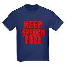 Keep Speech Free T