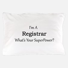 Registrar Pillow Case