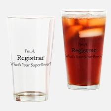 Registrar Drinking Glass