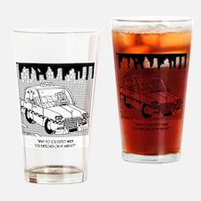 Habitat Cartoon 4911 Drinking Glass
