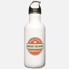 Aircraft Mechanic Water Bottle
