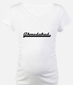 Ahmedabad India Classic Retro D Shirt