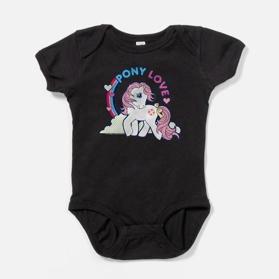 MLP Retro Pony Love Baby Bodysuit