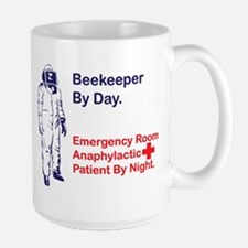 Beekeeper by day Mug