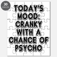 Cranky With A Chance Of Psycho Puzzle