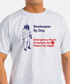 Beekeeper by day T-Shirt