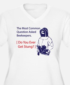 Ever get stung Plus Size T-Shirt