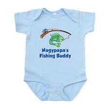 Nagypapas Fishing Buddy Body Suit