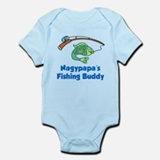 Nagypapas Fishing Buddy Body Suit