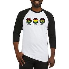 PEACE LOVE UNITY Reggae lion Baseball Jersey