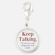 Keep Talking Charms