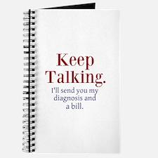 Keep Talking Journal