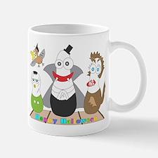 micchiee / bowling family / halloween Mugs