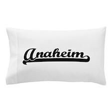 Anaheim California Classic Retro Desig Pillow Case