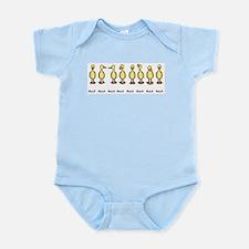 Unique Duckie Infant Bodysuit