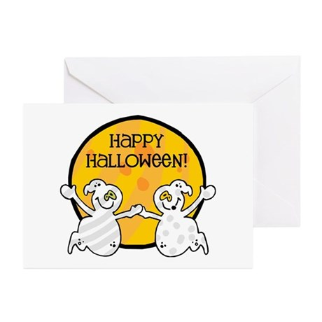 Friendly Ghosts Greeting Cards (Pk of 20)