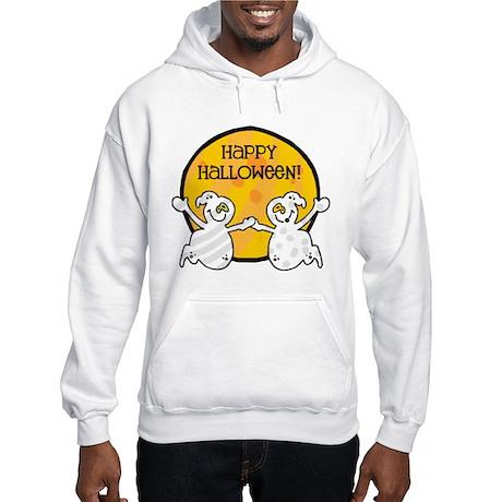 Friendly Ghosts Hooded Sweatshirt
