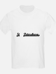 St. Petersburg Florida Classic Retro Desig T-Shirt