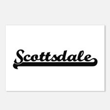 Scottsdale Arizona Classi Postcards (Package of 8)