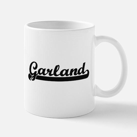 Garland Texas Classic Retro Design Mugs