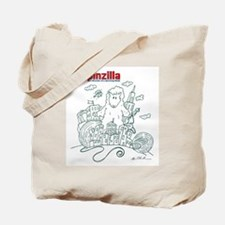 Cool Spinning Tote Bag