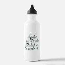 Forever Alone Singles Water Bottle