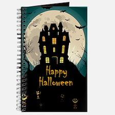 Happy Halloween Castle Journal