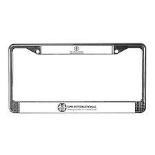 SHARE License Plate Frame
