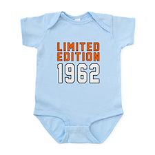 Limited Edition 1962 Infant Bodysuit