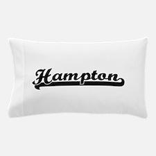 Hampton Virginia Classic Retro Design Pillow Case
