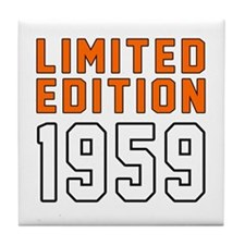 Limited Edition 1959 Tile Coaster