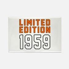 Limited Edition 1959 Rectangle Magnet