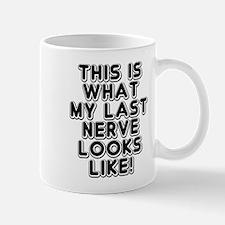 Last Nerve Plucked Mugs