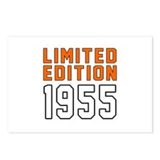 Limited Edition 1955 Postcards (Package of 8)