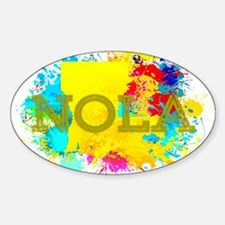 NOLA Splat Decal