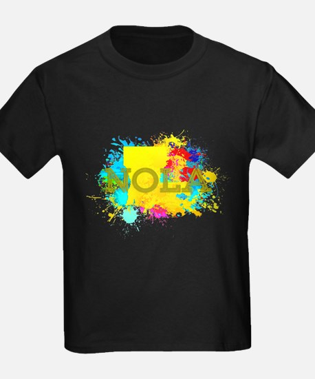 NOLA Splat T-Shirt