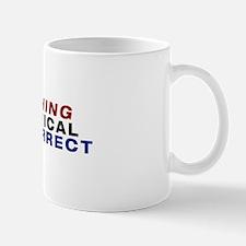 Nothing Political Mug